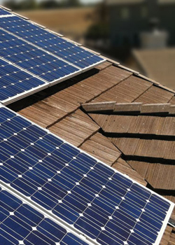 Solar Cleaning - Residential